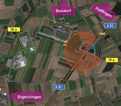 """Positionspapier zum Vorhaben """"Regionalzentrum - Landkreis Böblingen"""""""