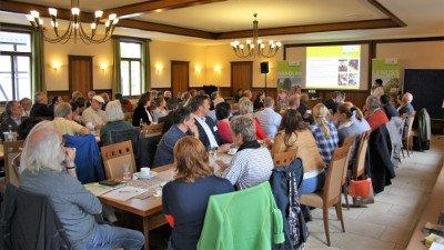 Moderation und Workshops auf dem Tourismustag des Nürnberger Landes