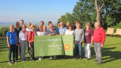 Neuausrichtung der Nationalpark-Partner-Initiative Harz