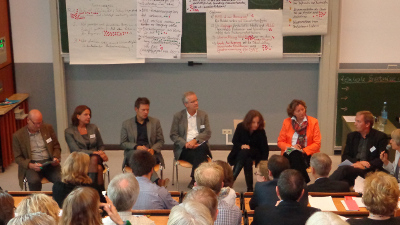 Workshop im Zuge der Strategiekonferenz zur Zukunft von BNE in Schleswig-Holstein