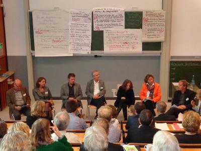 Workshop im Zuge der Strategiekonferenz BNE Schleswig-Holstein