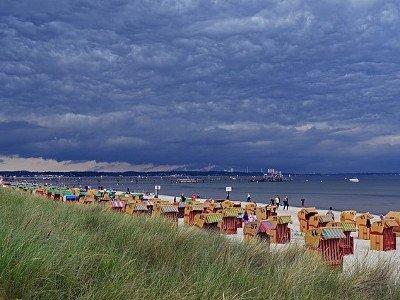 """Projektunterstützung """"Four Seasons Beach"""", Lübecker Bucht"""