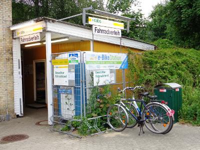 Machbarkeitsstudie Fahrrad-Servicestation Rendsburg