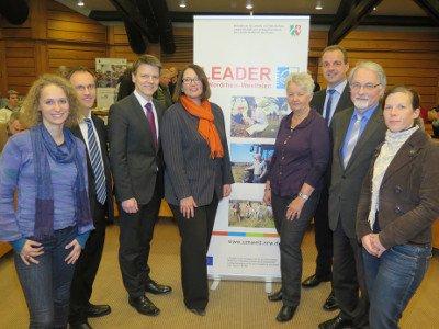 Lokale Entwicklungsstrategie LAG Lippe-Issel-Niederrhein