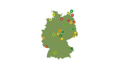 Partner-Initiativen Deutschland: Verbindung von Naturschutz und Tourismus