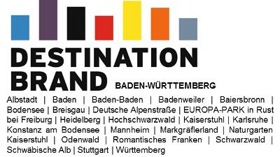 DESTINATION BRAND in Baden-Württemberg