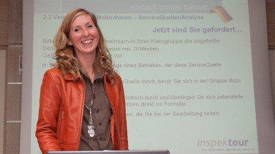 Vortrag auf dem Qualitätstag in Mecklenburg-Vorpommern