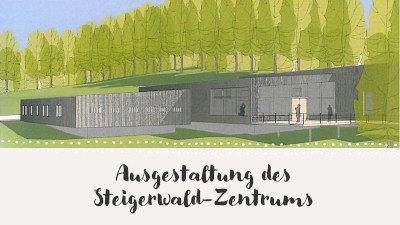 Ausgestaltung des Steigerwald-Zentrums