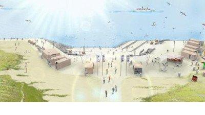 Interessensbekundungsverfahren für die Verpachtung der neuen Strandgastronomie Büsum