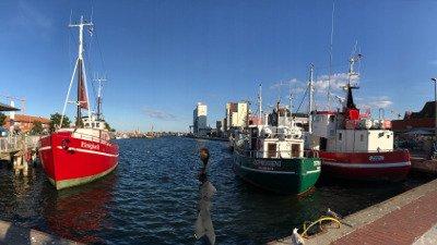 Touristische Konzeptplanung Fischereihafen Heiligenhafen
