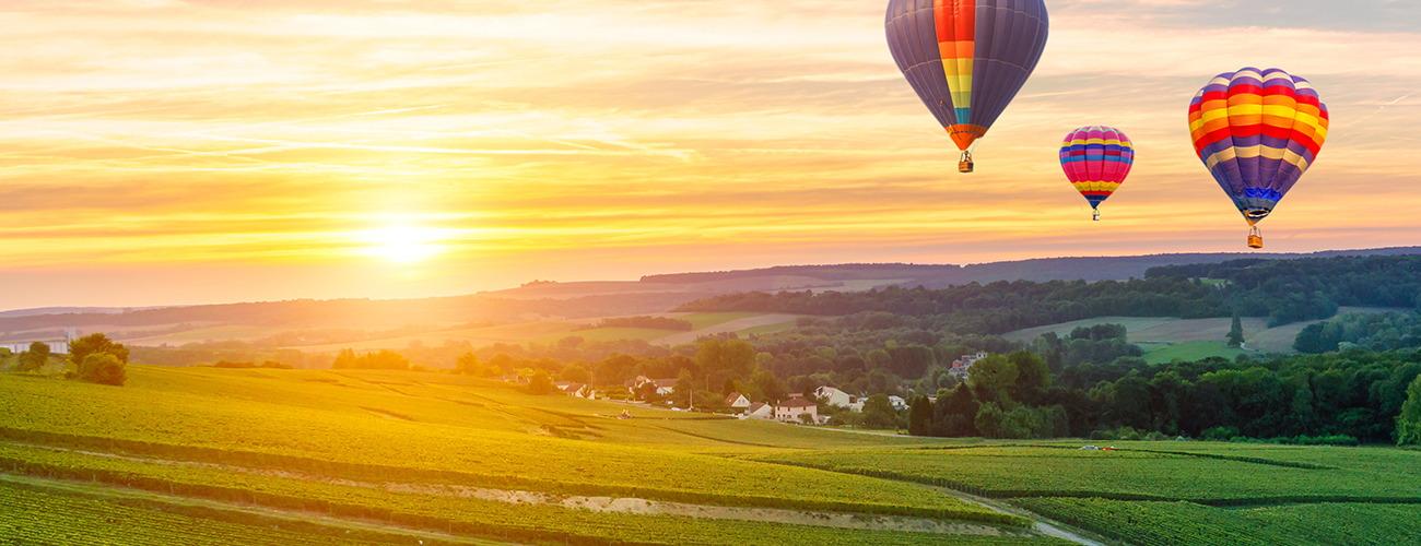 Ballons Partner-Netzwerkmanagement