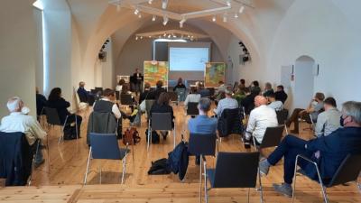 Evaluierung der Regionalen Entwicklungsstrategie der LEADER-Region Oderland